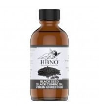 Black Seed (Black Cumin) Oil Virgin, Unrefined