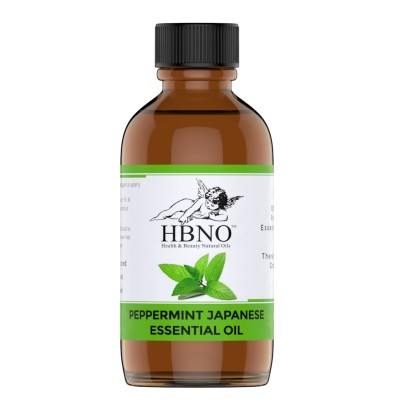 Peppermint Japanese Essential Oil