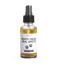 Minty Fresh Oral Spritz - Dogs & Cats