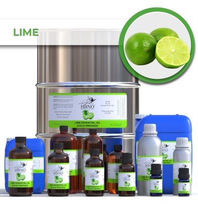 Lime Essential Oil Cold Pressed