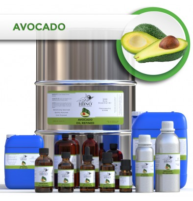 Avocado Oil, Refined