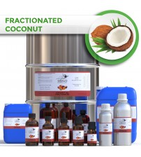 Coconut Oil, Fractionated  (MCT Oil)