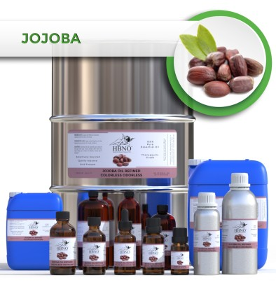 Jojoba Oil, Refined, Colorless, Odorless