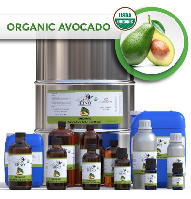 Avocado Oil ORGANIC, Refined