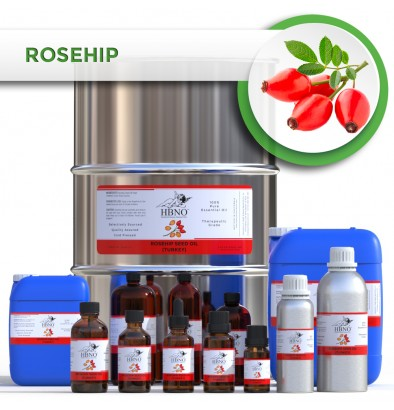 Rosehip Seed Oil, VIRGIN