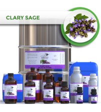 Clary Sage Oil 3% in Jojoba