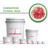 Carnation Floral Wax