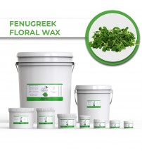 Fenugreek Floral Wax