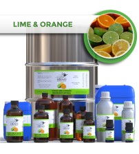 Citrus Lime & Orange Fragrance NATURAL