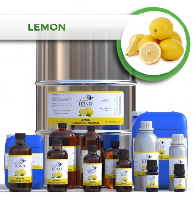 Lemon Fragrance, NATURAL