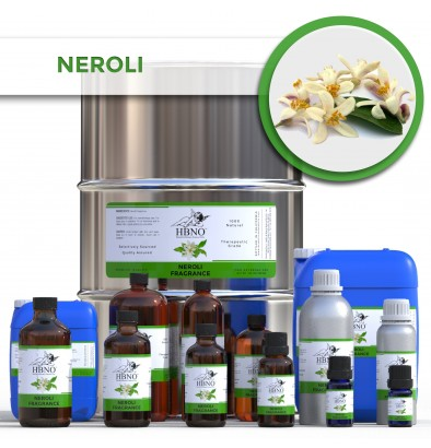 Neroli Fragrance NATURAL