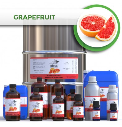 Ruby Grapefruit Fragrance NATURAL