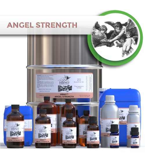 Get HBNO™ Angel Strength Oil in Bulk | Essential Natural Oils