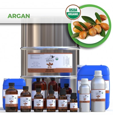 Argan Oil ORGANIC, Extra Virgin