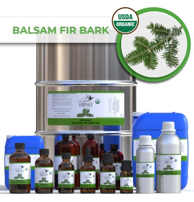 Balsam Fir Bark Essential Oil, ORGANIC