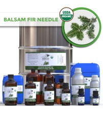 Organic Balsam Fir Needle Floral Water