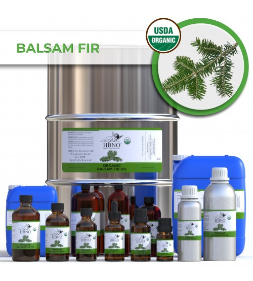 Balsam Fir Essential Oil, ORGANIC