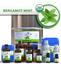 Bergamot Mint Essential Oil, ORGANIC
