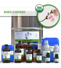 Organic Bird Cherry Floral Water