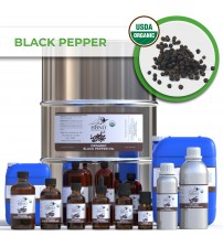 Black Pepper Essential Oil, ORGANIC