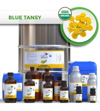 Blue Tansy Essential Oil, ORGANIC