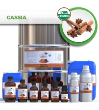 Cassia Essential Oil, ORGANIC
