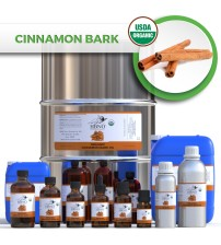 Cinnamon Bark Ceylon Essential Oil, ORGANIC