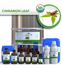 Cinnamon Leaf Essential Oil, ORGANIC