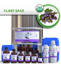 Clary Sage Essential Oil, ORGANIC