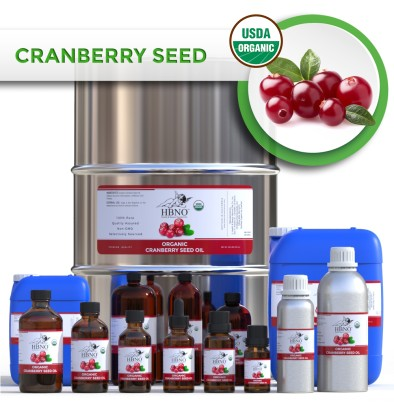 Cranberry Seed Oil, ORGANIC