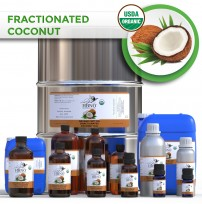 MCT Oil ORGANIC (Fractionated Coconut Oil)
