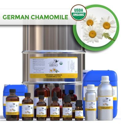 Chamomile German Essential Oil, ORGANIC