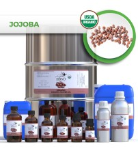 Jojoba Oil, Golden, ORGANIC