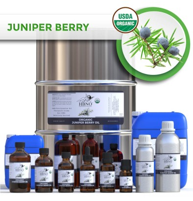 Juniper Berry Essential Oil, ORGANIC