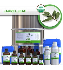 Laurel Leaf Essential Oil, ORGANIC