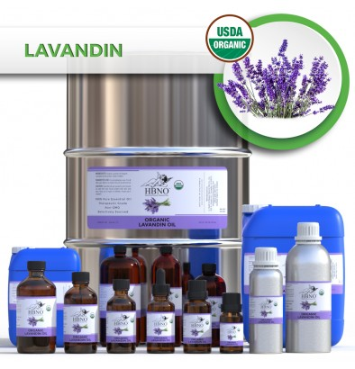 Lavandin Essential Oil, ORGANIC