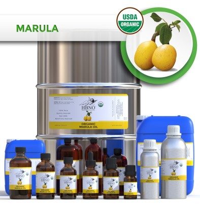 Marula Oil, Virgin, ORGANIC