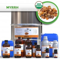 Myrrh Essential Oil, ORGANIC