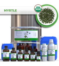 Myrtle Essential Oil, ORGANIC