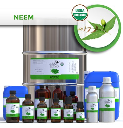 Neem Oil Virgin, ORGANIC