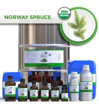 Norway Spruce Essential Oil, ORGANIC