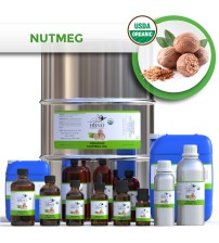 Nutmeg Essential Oil, ORGANIC