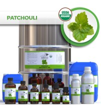 Patchouli (Dark) Essential Oil, ORGANIC
