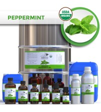 Peppermint Essential Oil, ORGANIC