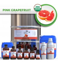 Grapefruit Pink Essential Oil, ORGANIC