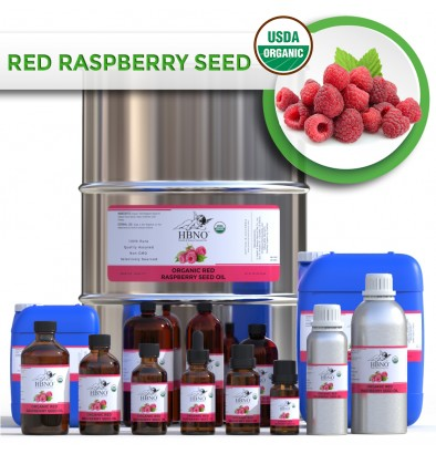 Red Raspberry Seed Oil, ORGANIC