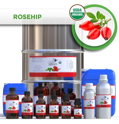 Rosehip Seed Oil, ORGANIC Chile Origin