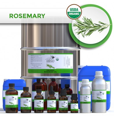 Rosemary Essential Oil, ORGANIC