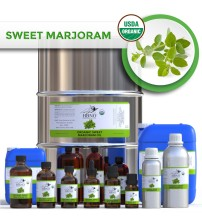 Marjoram, Sweet Essential Oil, ORGANIC