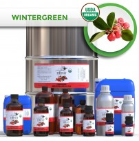 Wintergreen Essential Oil, ORGANIC